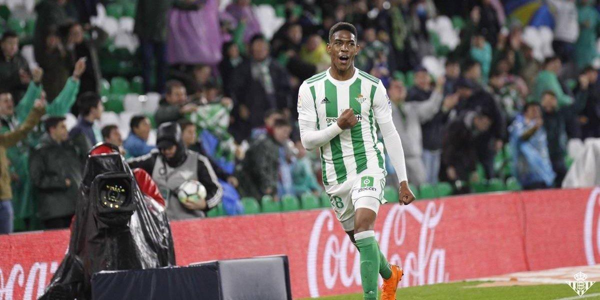 Real goleada del Betis sobre el Espanyol