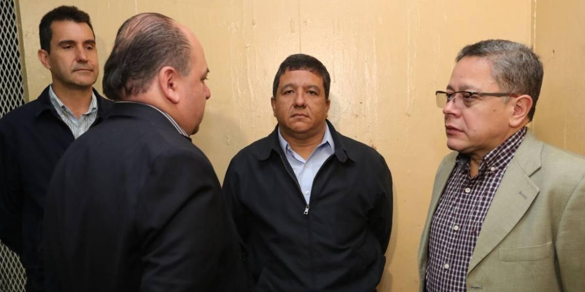 Ejecutivos de Repsa fueron enviados a Mariscal Zavala