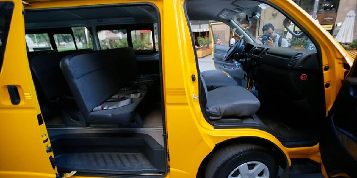Trasportes realizará 30 mil controles a furgones escolares durante este año