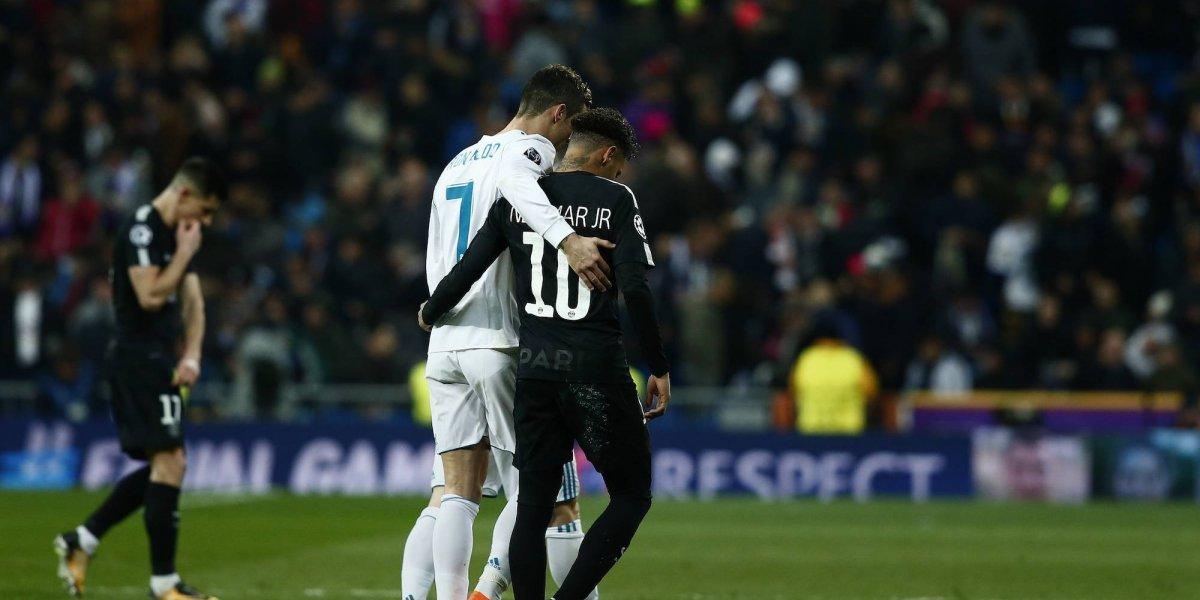 Jugadores del Real Madrid no ven mal la llegada de Neymar