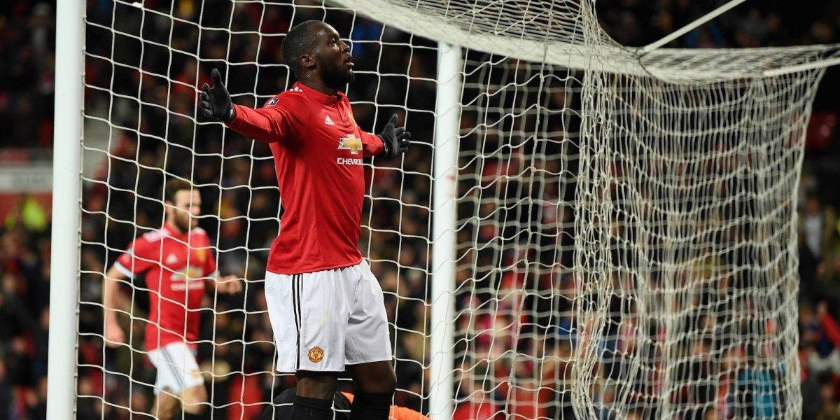 Lukaku y Matic le dan la victoria al Manchester United en la Copa