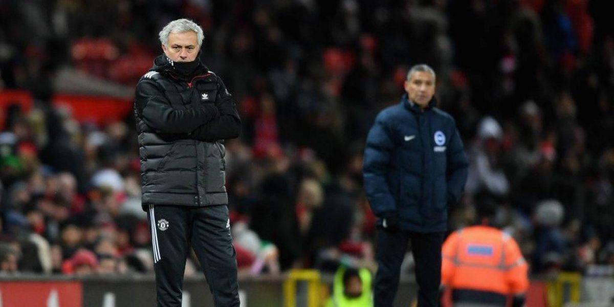 """Mourinho tras el triunfo con Alexis en la banca: """"Jugaron los que creí que lo merecían"""""""
