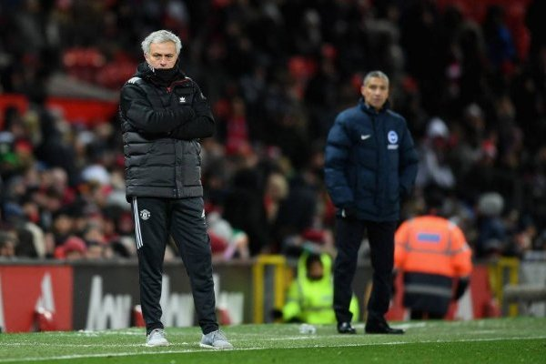 Mourinho optó por dejar en el banco a Alexis / Foto: Getty Images