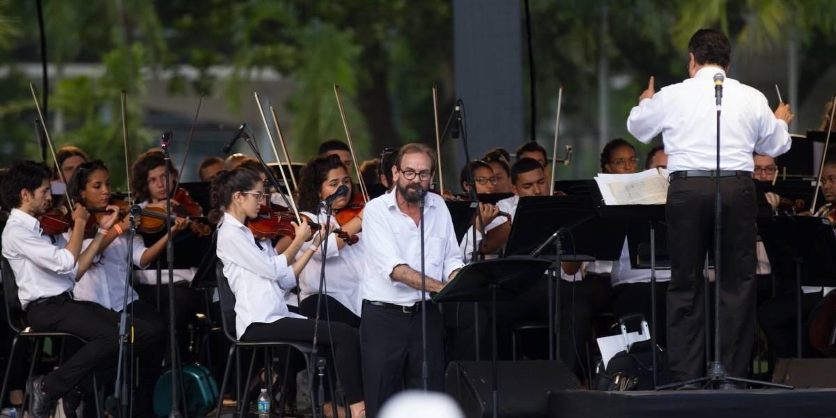Junte por las Artes retorna con su alegría al Parque Luis Muñoz Marín