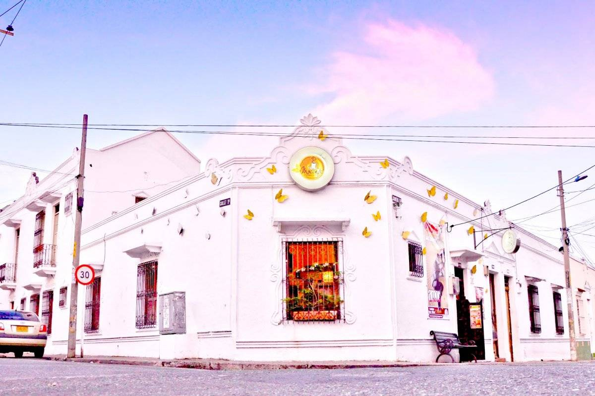 Café Macondo