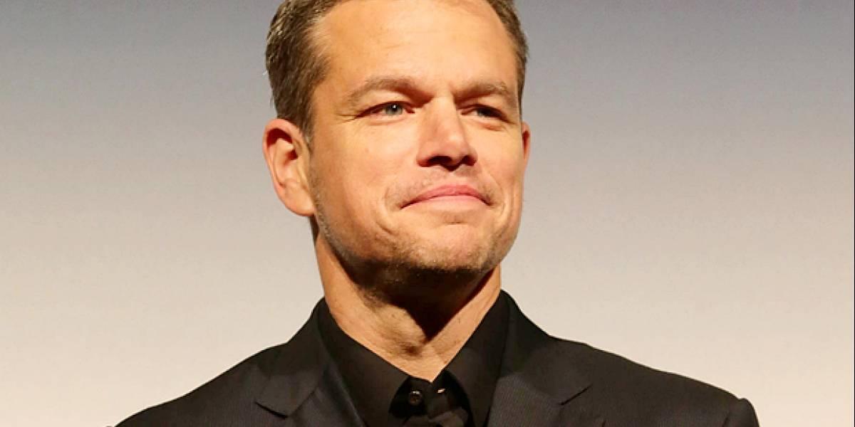 Portavoz de Matt Damon asegura que no se muda a Australia