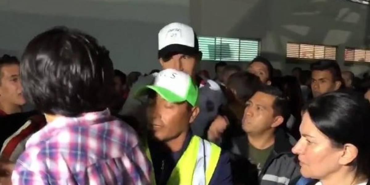 Sanción para 'Maza' Rodríguez por agredir a un aficionado