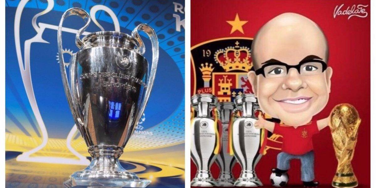 MisterChip suelta un dato que pone al Real Madrid en las semifinales de la Champions
