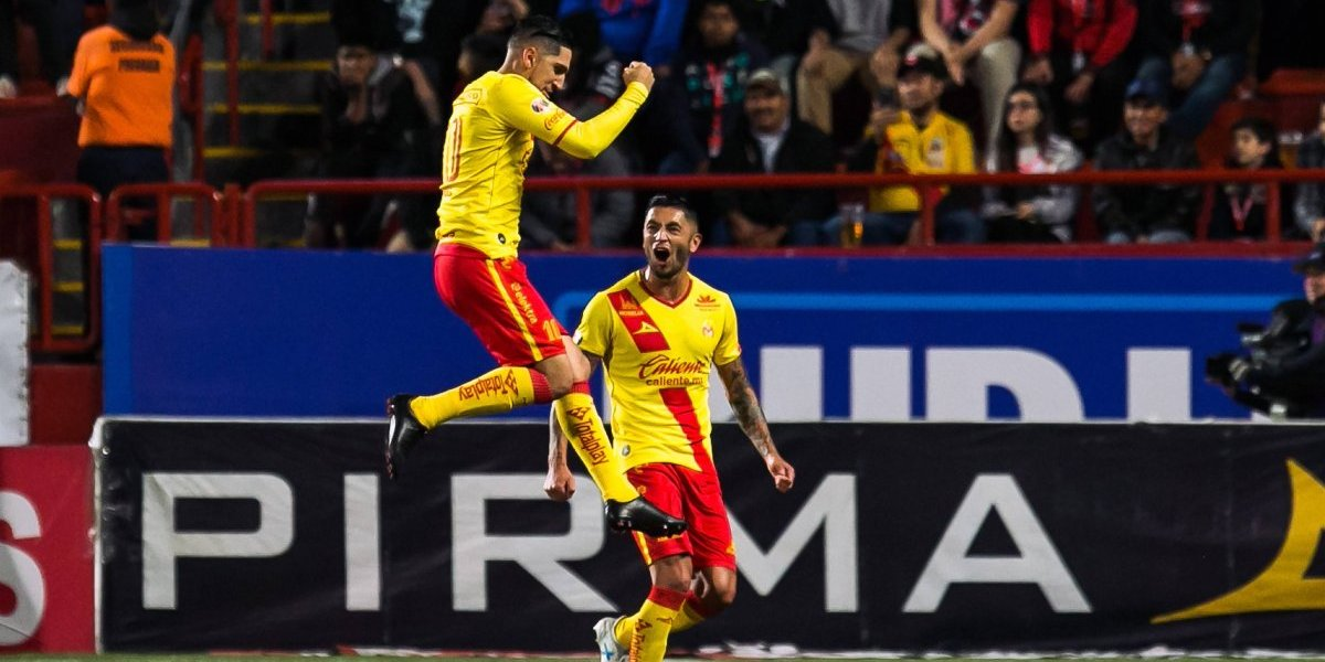 Diego Valdés llegará prendido a la Roja tras marcar golazo de tiro libre en México