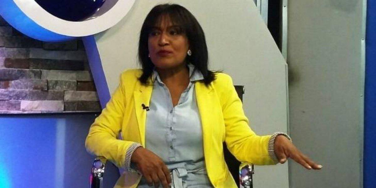 """Regina Buret afirma convención del PRM será """"una fiesta democrática"""""""