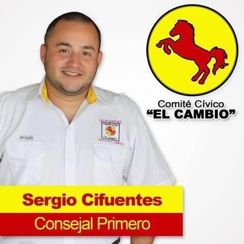 Sergio Cifuentes Zacapa