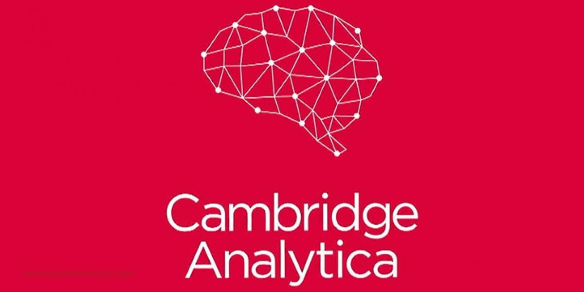 Resultado de imagen para cambridge analytica logo