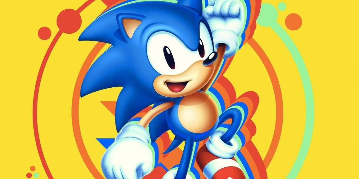 Una genial versión física de Sonic Mania está en camino