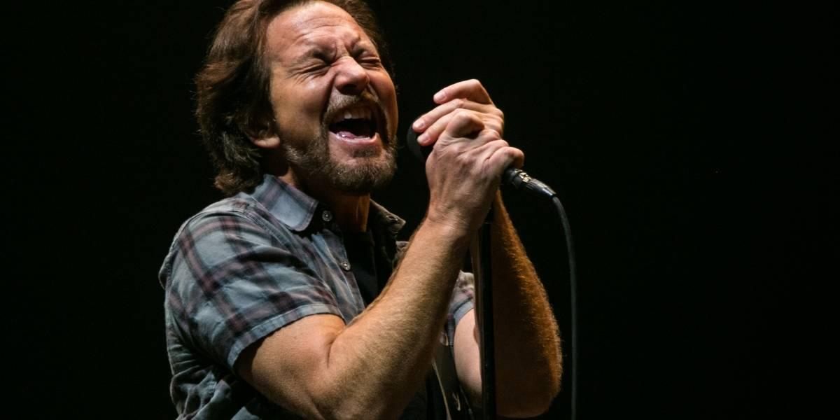"""""""Sí, a todos nos importa"""", la respuesta de Pearl Jam a Melania Trump"""