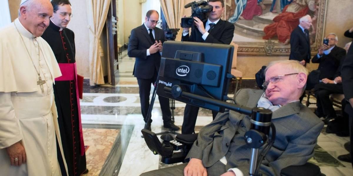 Stephen Hawking predijo el fin del universo dos semanas antes de morir