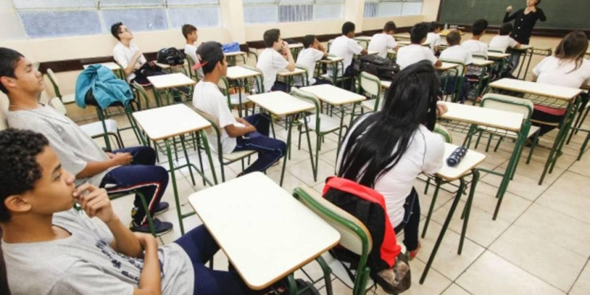 Nenhum estado bate meta do Ideb no ensino médio
