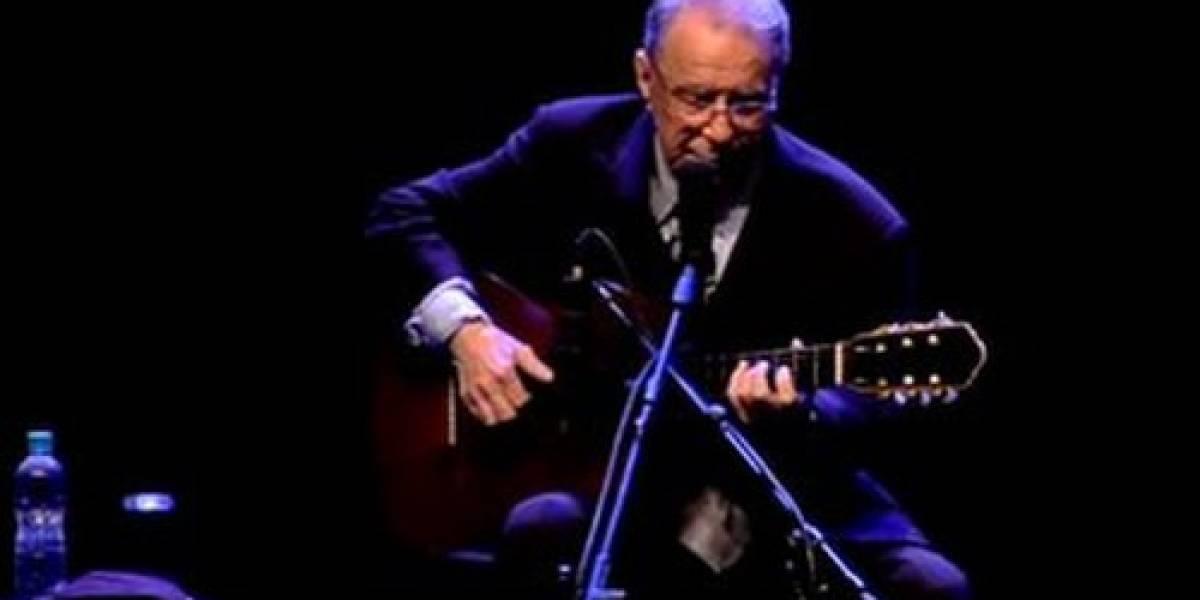STJ nega pedido de João Gilberto contra a gravadora EMI