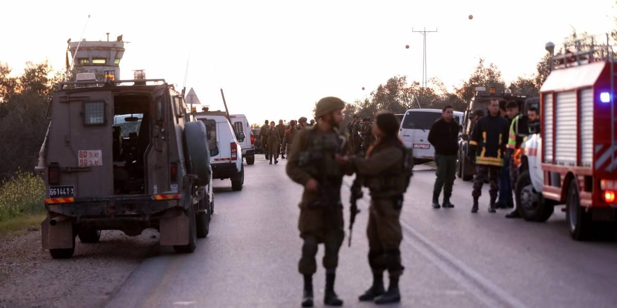 Palestino mata a puñaladas a guarda de seguridad en Jerusalén
