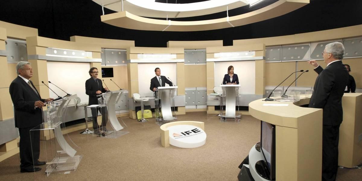Advierten show en nuevo formato de debates presidenciales