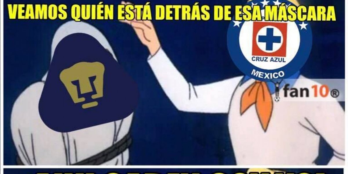 Los mejores memes de la Jornada 12 del Clausura 2018