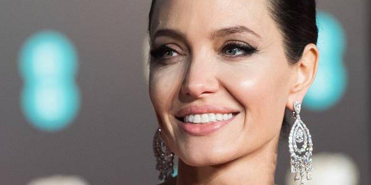 El nuevo supuesto novio de Angelina Jolie es muy parecido y más joven que Brad Pitt