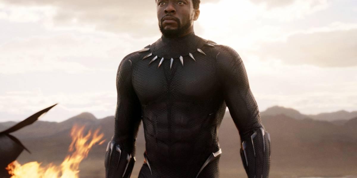 """Black Panther"" sigue número uno por quinta semana consecutiva"