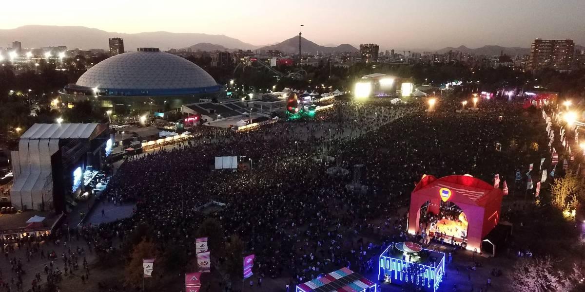 Lollapalooza Chile inicia con récord su versión 2019