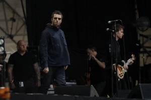 Lollapalooza Chile: La pataleta de Liam Gallagher