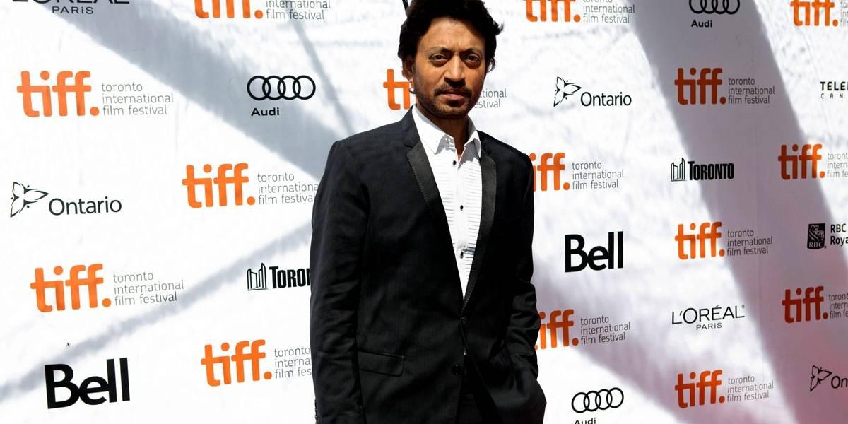 """Ator indiano de """"As Aventuras de Pi"""", Irrfan Khan revela batalha contra tumor"""