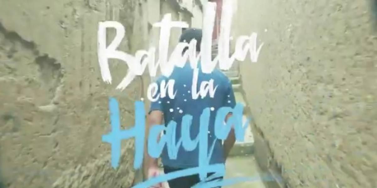 """""""Batalla en La Haya"""": el rap con que el gobierno de Bolivia """"arenga"""" a la población antes de los alegatos"""