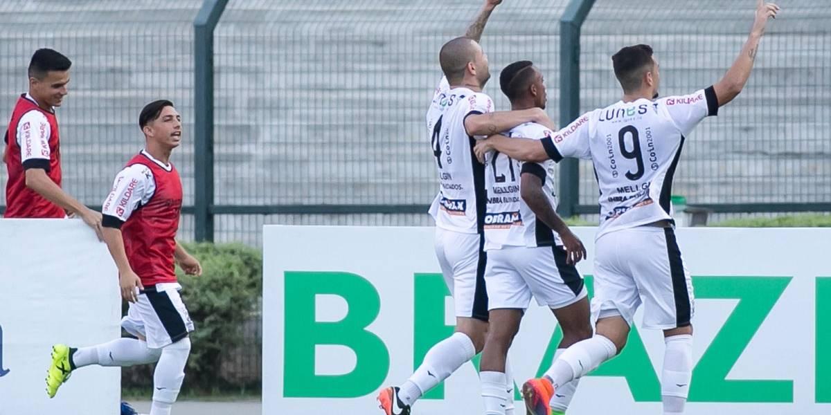 Bragantino surpreende, vence no Pacaembu e expõe as fraquezas do Corinthians