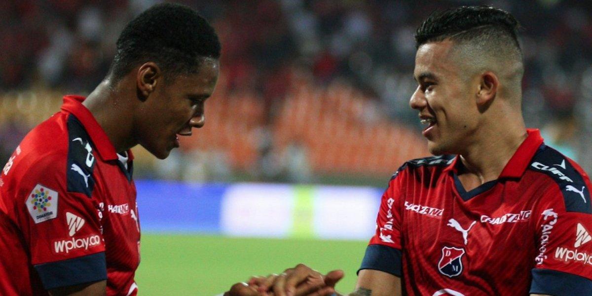 Independiente Medellín y Deportes Tolima, por un cupo a la final de la Liga Águila