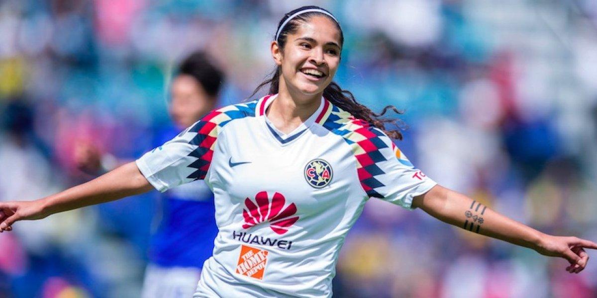 América golea a domicilio a Cruz Azul en la Liga Mx Femenil