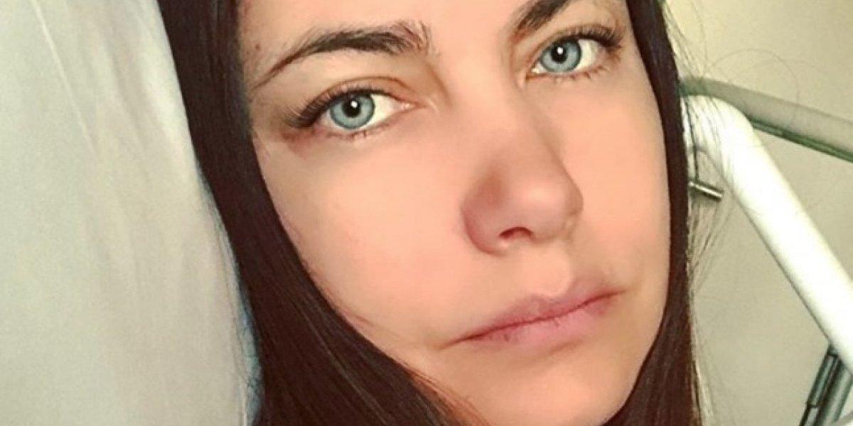 Mónica Godoy a la espera de un diagnóstico: está nuevamente hospitalizada