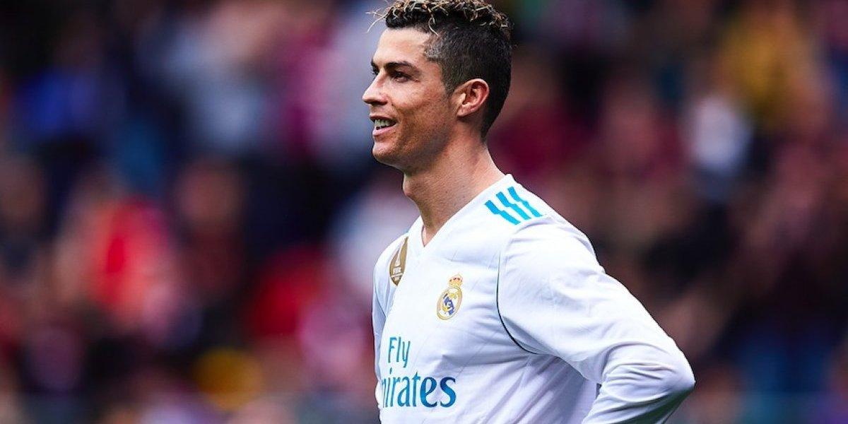 Cristiano marca póker en goleada del Real Madrid a Girona