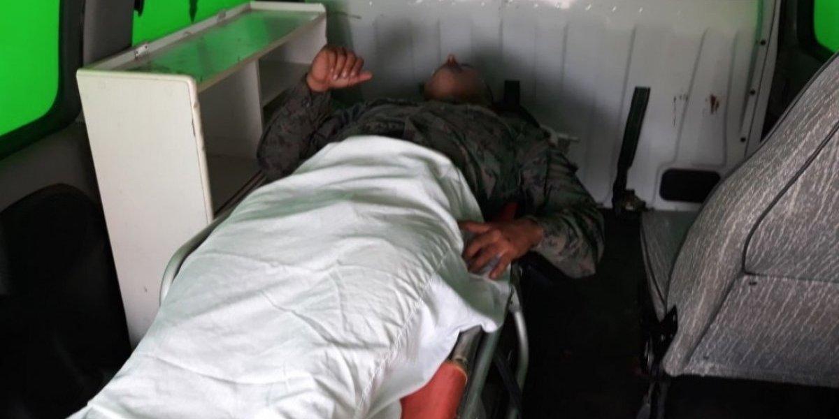 Un detenido tras los ataques registrados en Esmeraldas