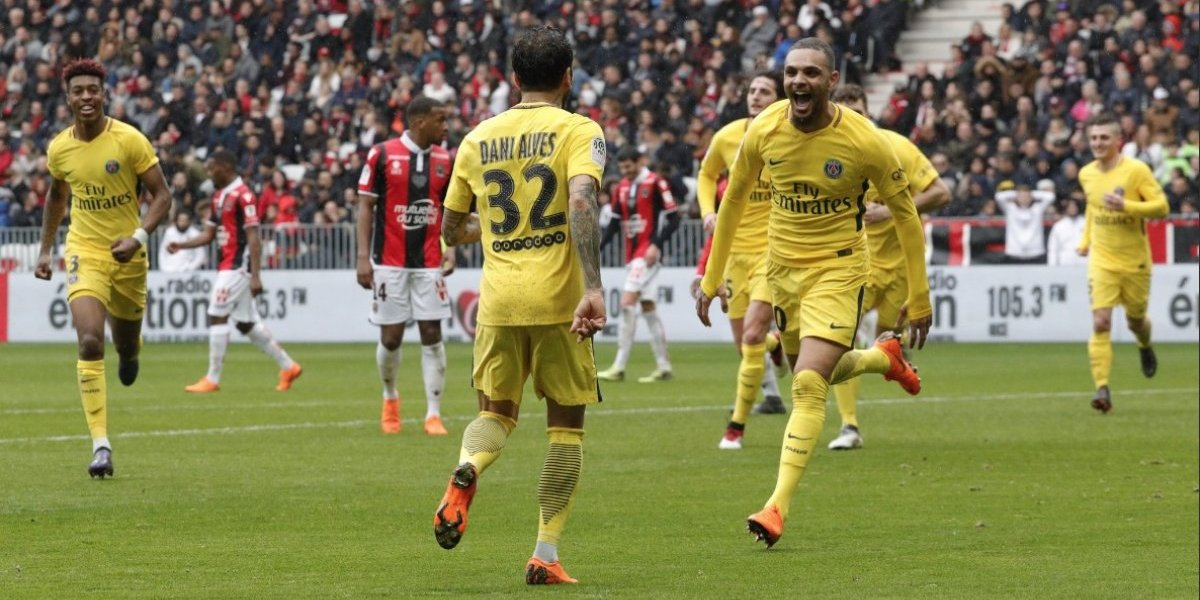 PSG sigue aumentando su ventaja en Francia