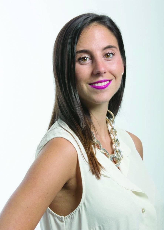 """Delfina Grossi, lider del proyecto """"Women at Google"""" CORTESÍA"""