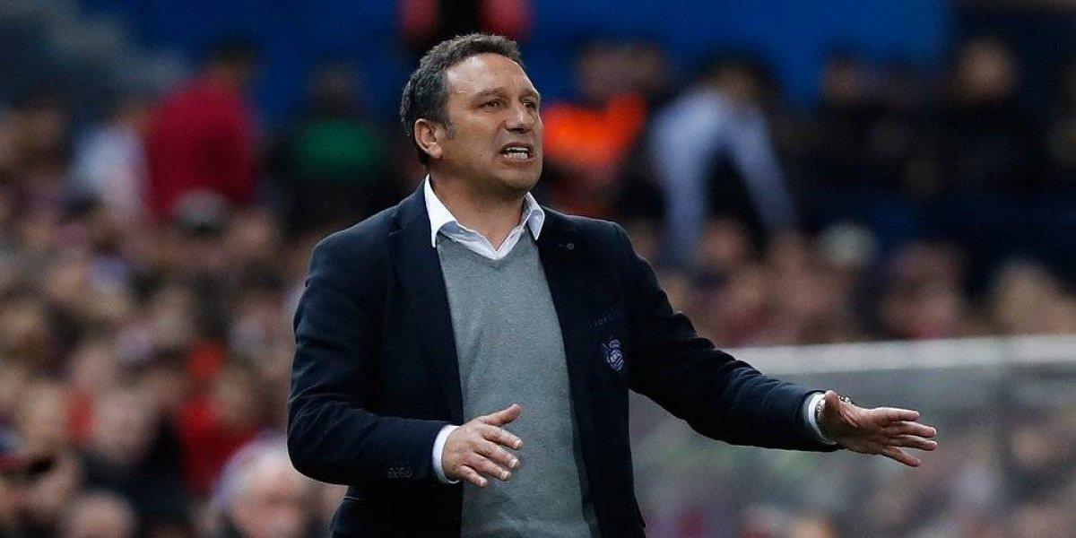 Héctor Moreno se queda sin entrenador