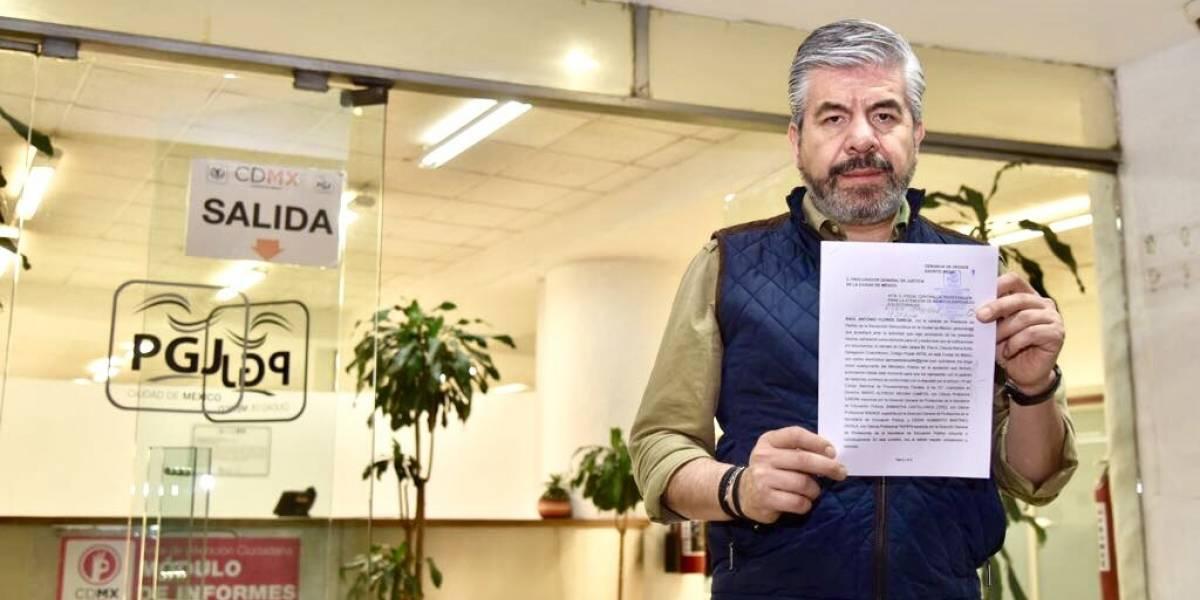 PRD denuncia violencia política, de género y difamación contra Barrales