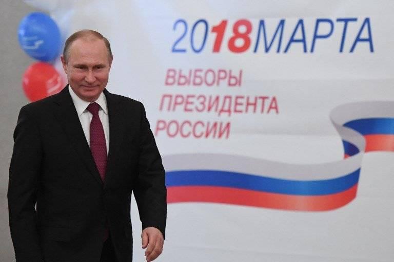 Vladimir Putin en Rusia
