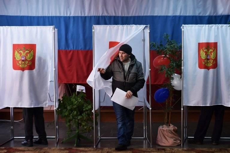 Elecciones Rusia 2018
