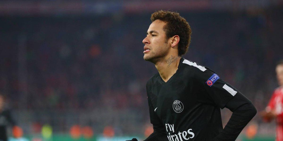 Griezmann critica el nuevo peinado de Neymar