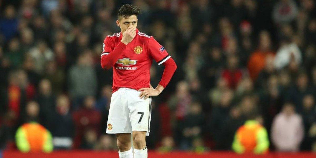 Alexis y el United ya conocen a su rival para las semifinales de la FA Cup