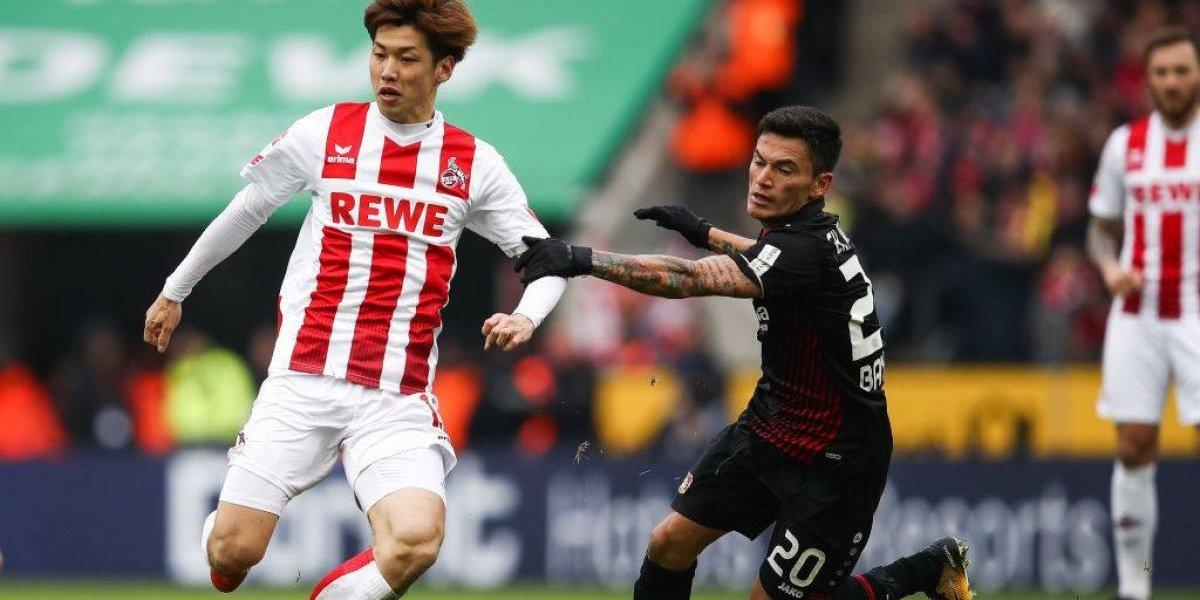 Jornada amarga para los chilenos en la Bundesliga