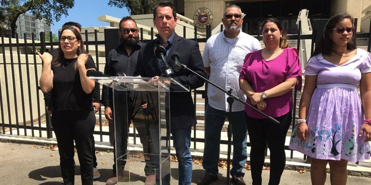 Legislan para viabilizar acceso a la justicia para la comunidad sorda