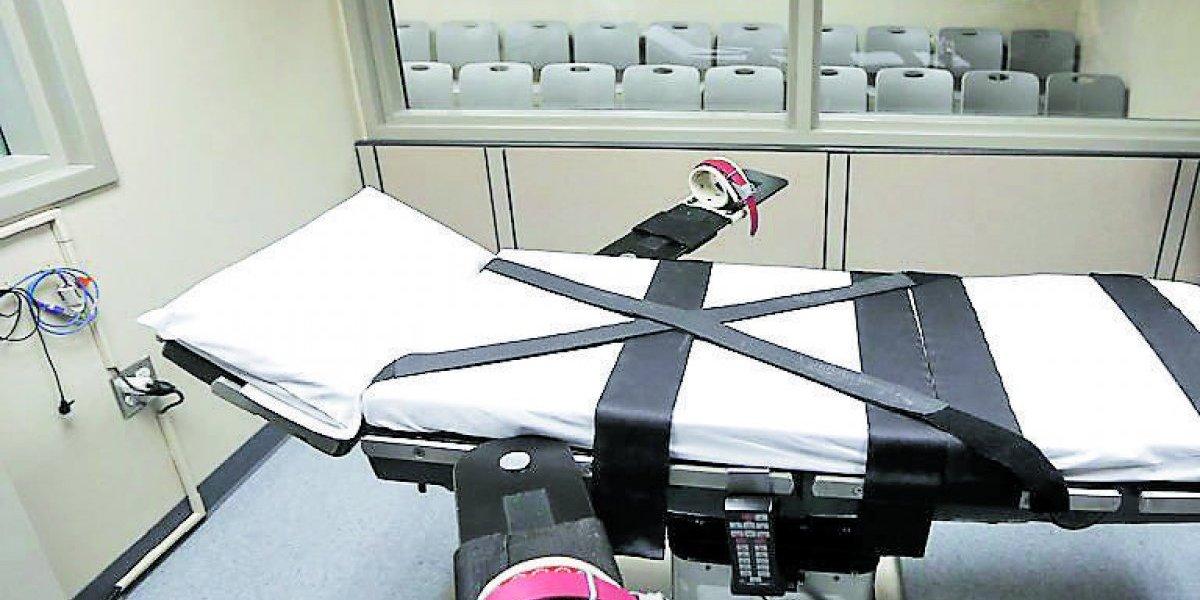 ¿En qué consiste la pena de muerte por asfixia con gas nitrógeno?