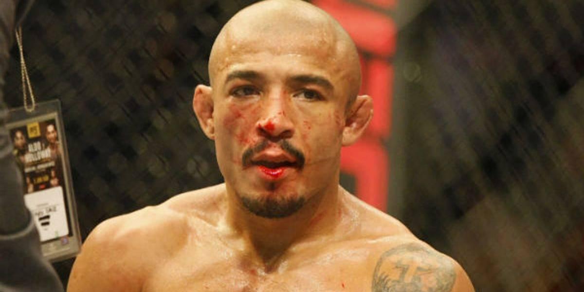 José Aldo revela que deve lutar no UFC Cingapura, em junho