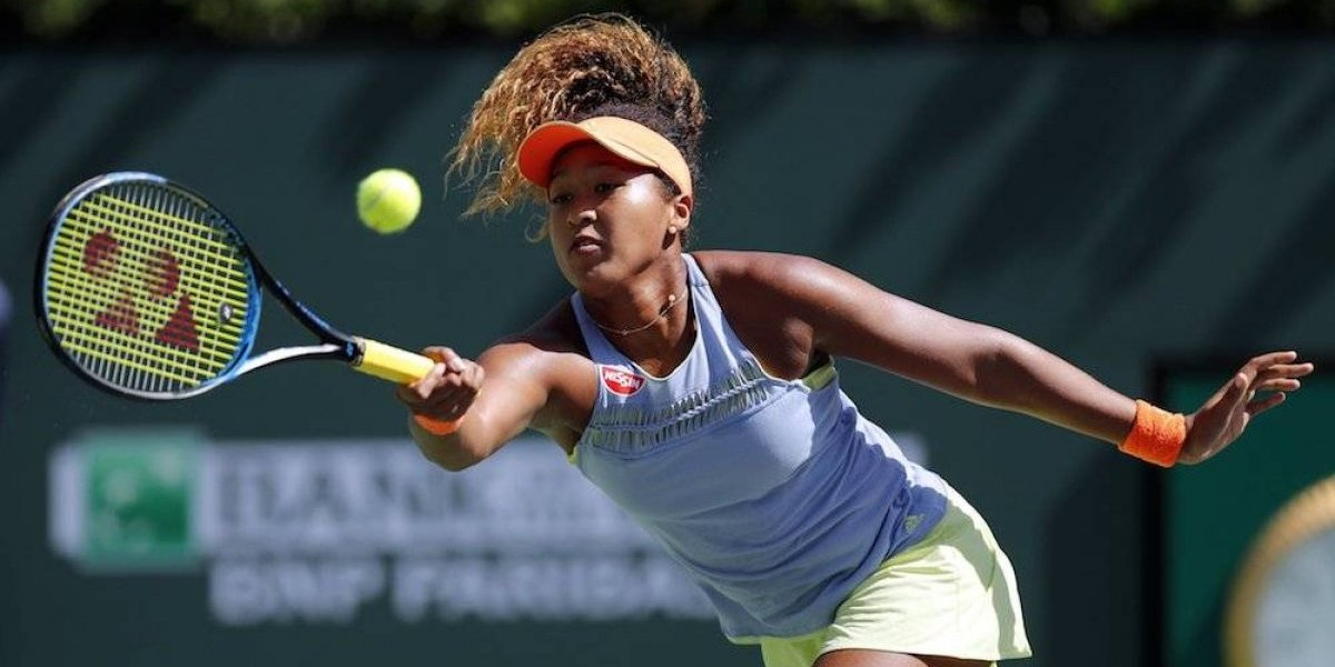 Joven japonesa Naomi Osaka se proclama campeona en Indian Wells