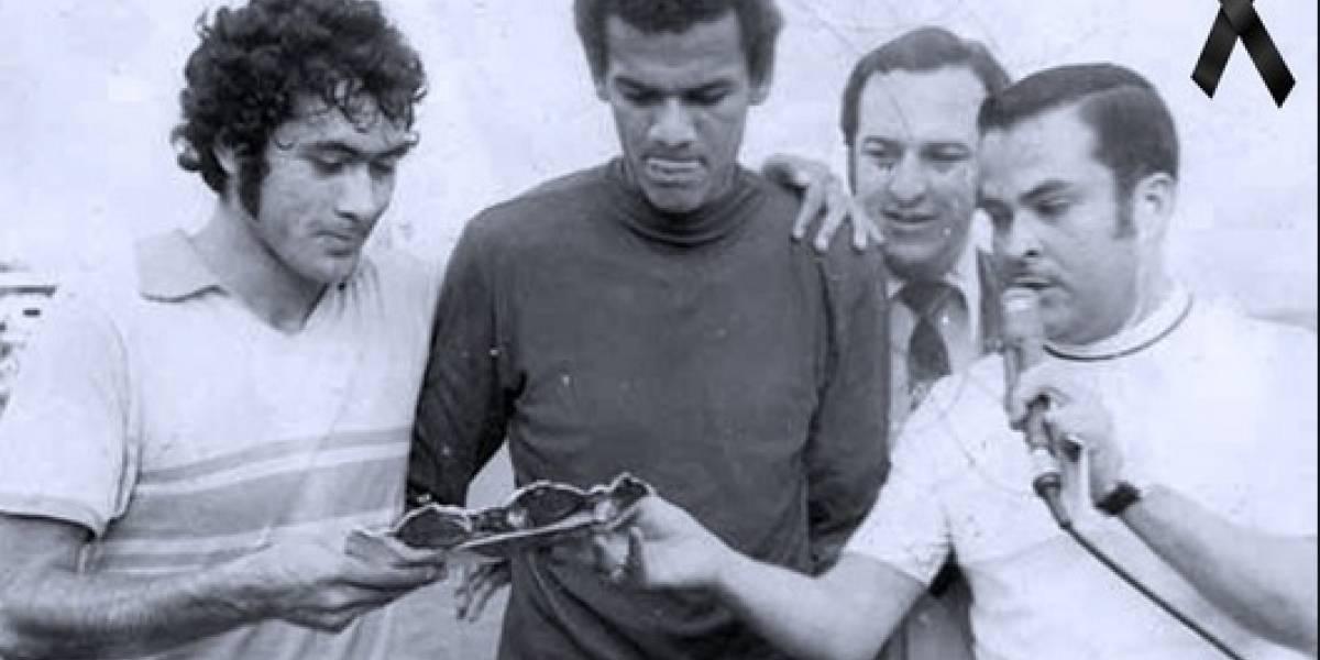 Murió Otoniel Quintana, histórico arquero colombiano con récord en la Liga